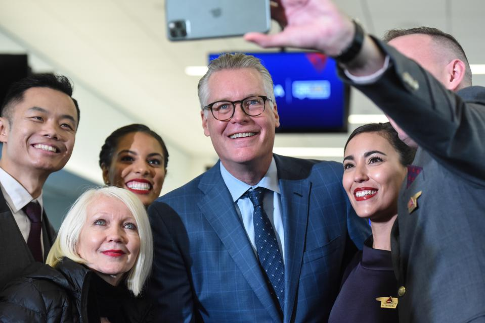Delta Opens will reporter fourth quarter, 2019 results on Tuesday.
