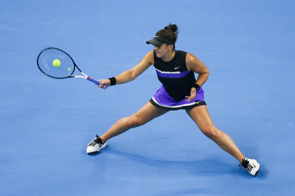 Tennis Star Bianca Andreescu Signs Sponsorship Deal With Rolex