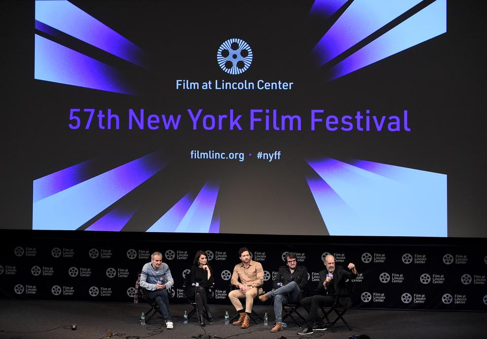57th New York Film Festival - ″Wasp Network″ Press Conference