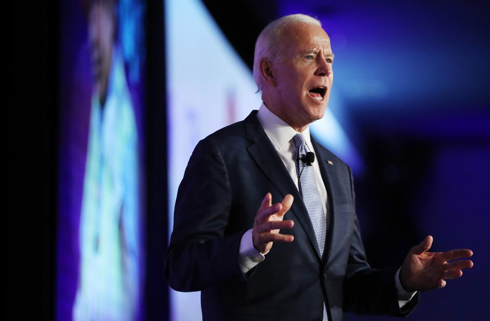 Democratic Presidential Candidates Attend ″Union For All″ Summit In Los Angeles