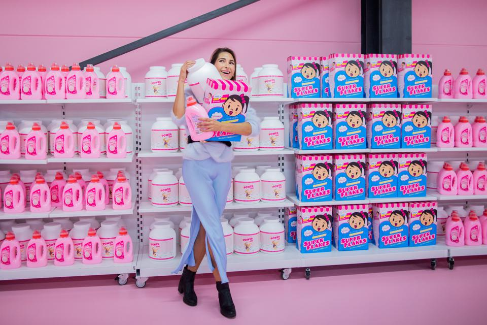 Supercandy Pop-Up Museums in Cologne