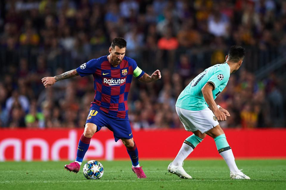 Messi Out As Fringe Players Given Chances: An FC Barcelona Vs Inter Milan Preview