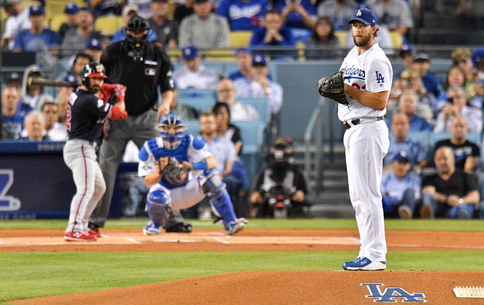 Washington Nationals vs Los Angeles Dodgers NLDS Gm 2