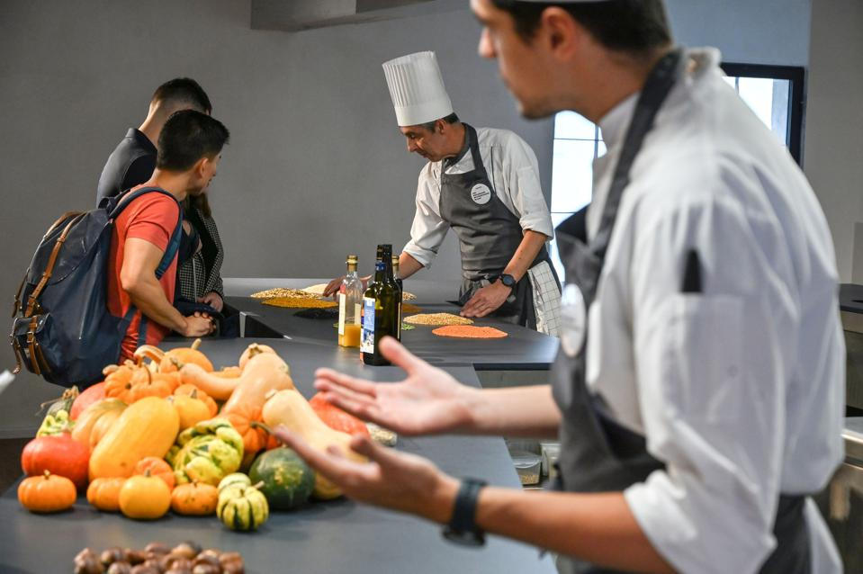 FRANCE-MUSEUM-NUTRITION-GASTRONOMY