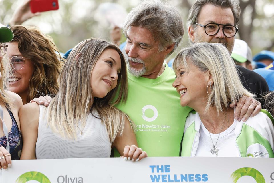 Olivia Newton-John Wellness Walk and Research Run