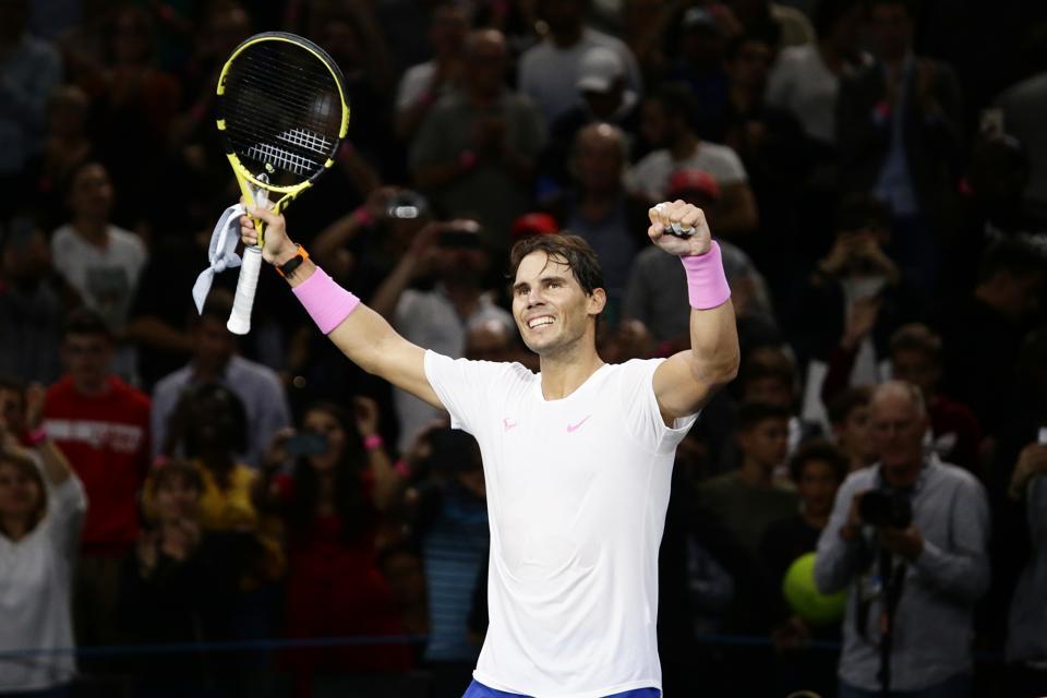 Rafael Nadal Reclaims World No. 1 Ranking