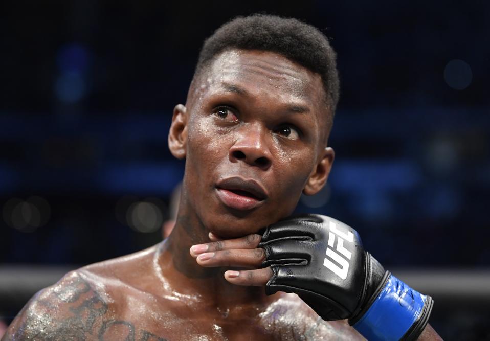 UFC 243: Whittaker v Adesanya