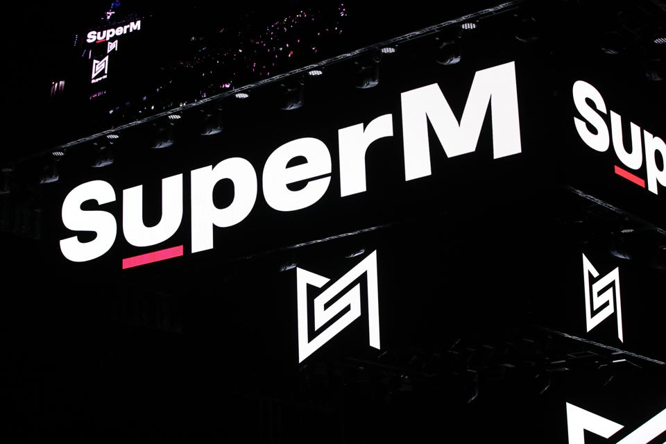 SuperM Dominates Billboard's World Charts With Their Debut Album