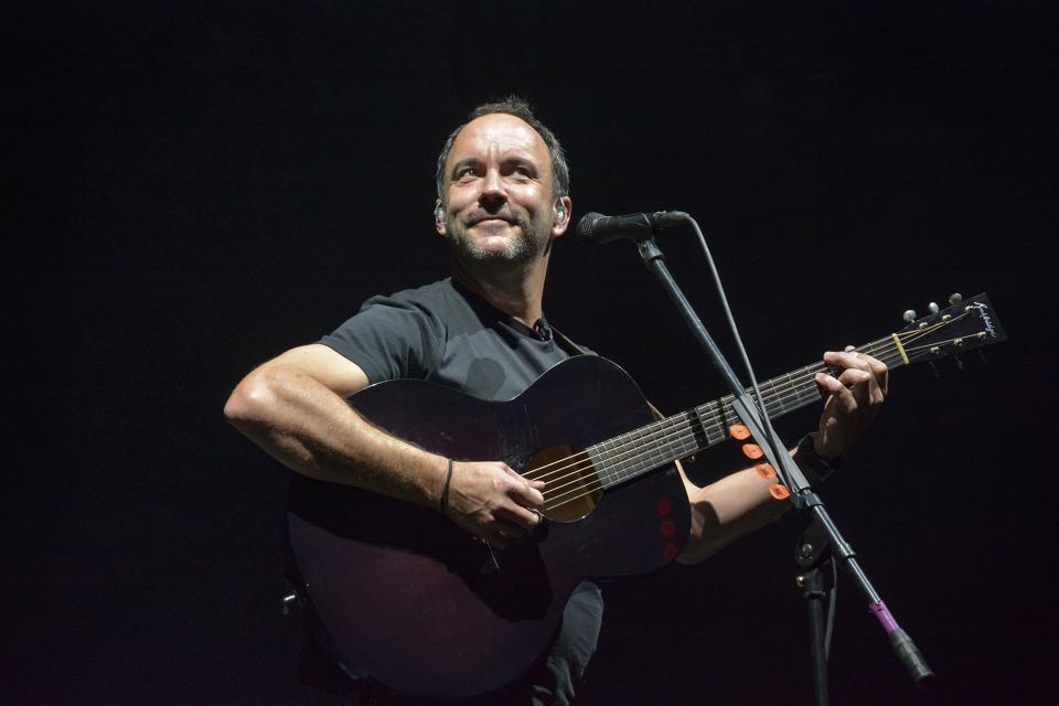 Dave Matthews Band Live in Mexico City