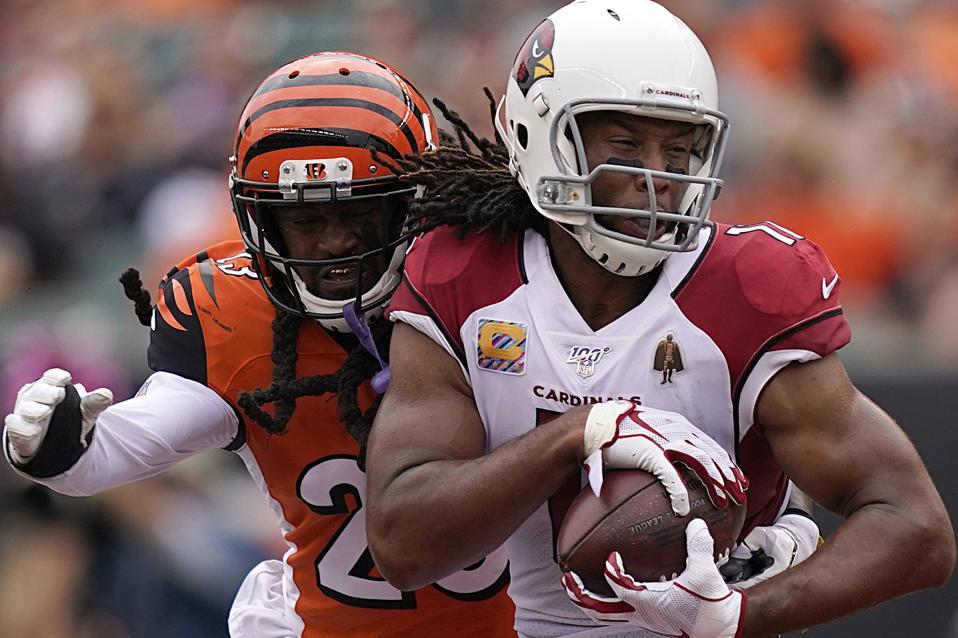 Arizona Cardinals vCincinnati Bengals