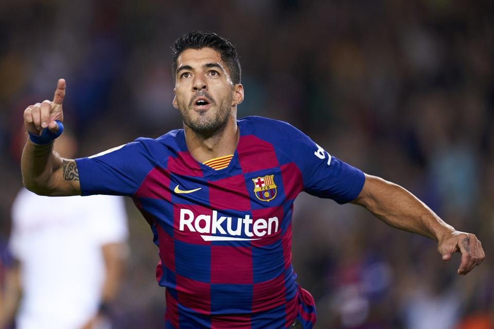 FC Barcelona's Quest To Find Luis Suarez Successor Is Underway, But Who Are The Candidates?