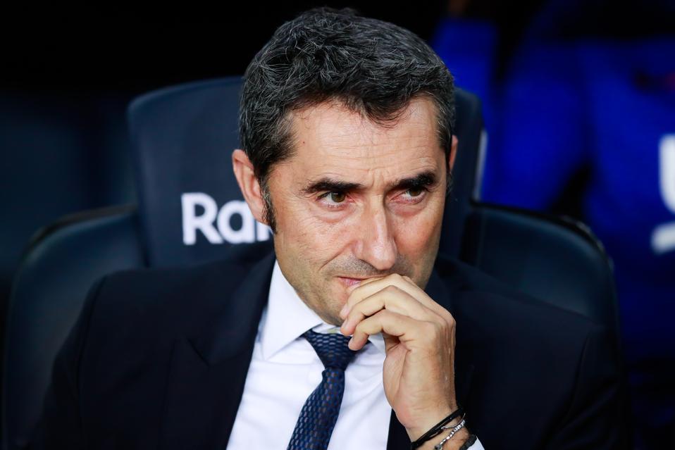 Does Gallardo Interest Mean Barcelona End Is Near For Ernesto Valverde?