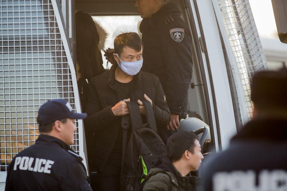 MONGOLIA-CHINA-CRIME-HACKING