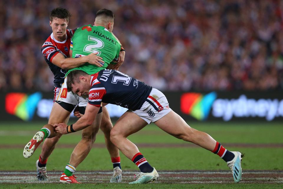 2019 NRL Grand Final - Raiders v Roosters