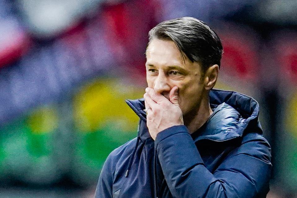 Eintracht Frankfurt - Bavaria Munich