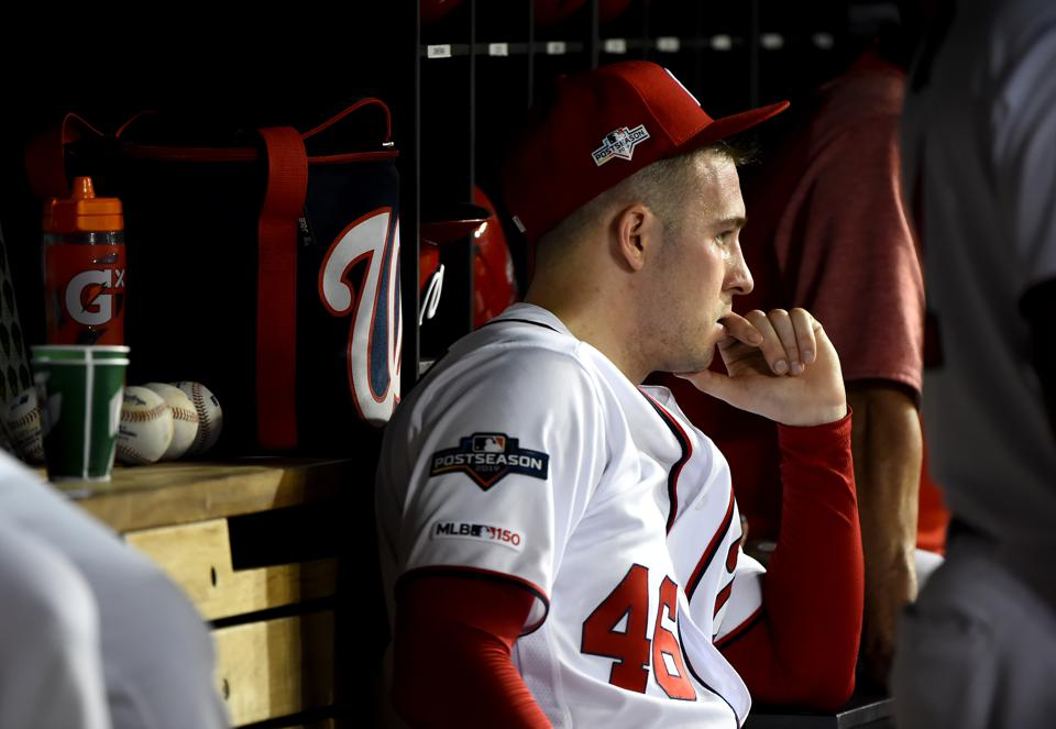 Nationals' Pitching Strategy Backfires In NLDS Game 3 Loss To Dodgers