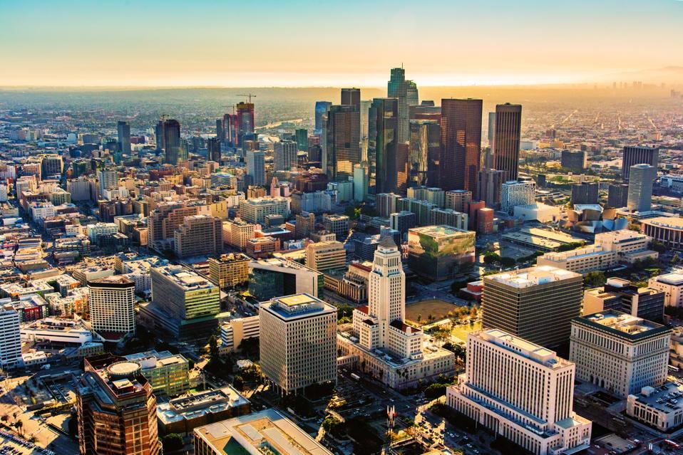 LA, Cali