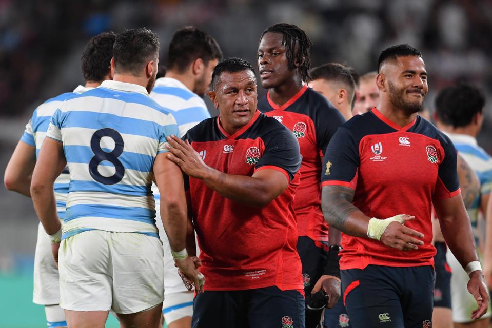 Anglija - Argentina - Svetovni pokal v ragbiju 2019: Skupina C