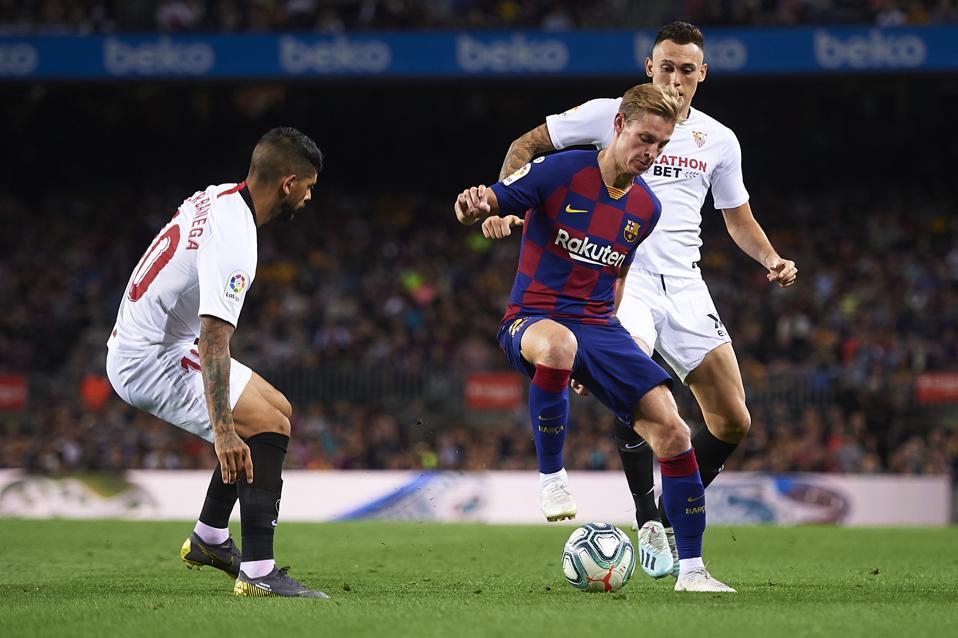 Impressive Stats Show Frenkie De Jong Has Made Excellent Start To Life At FC Barcelona
