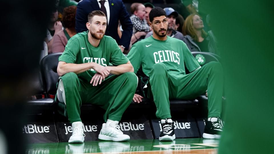 Boston Celtics Enes Kanter