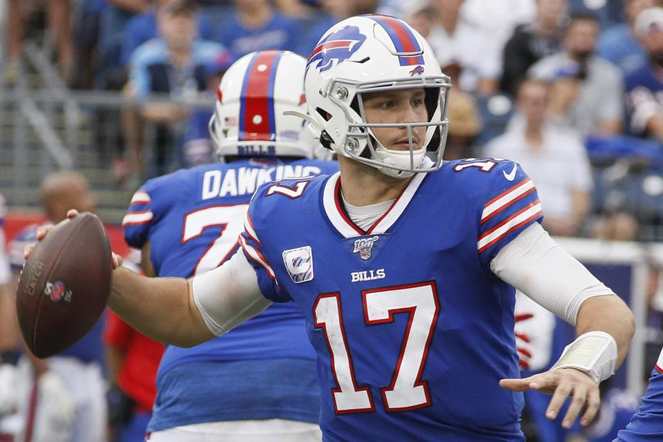 Buffalo Bills' Josh Allen Is Becoming The Master Of The Game-Winning Drive