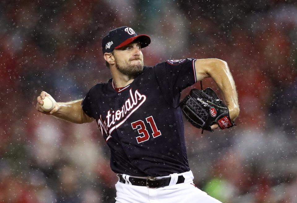 Scherzer Dominates, Zimmerman Homers As Nationals Force NLDS Game 5 Against Dodgers - The Reports