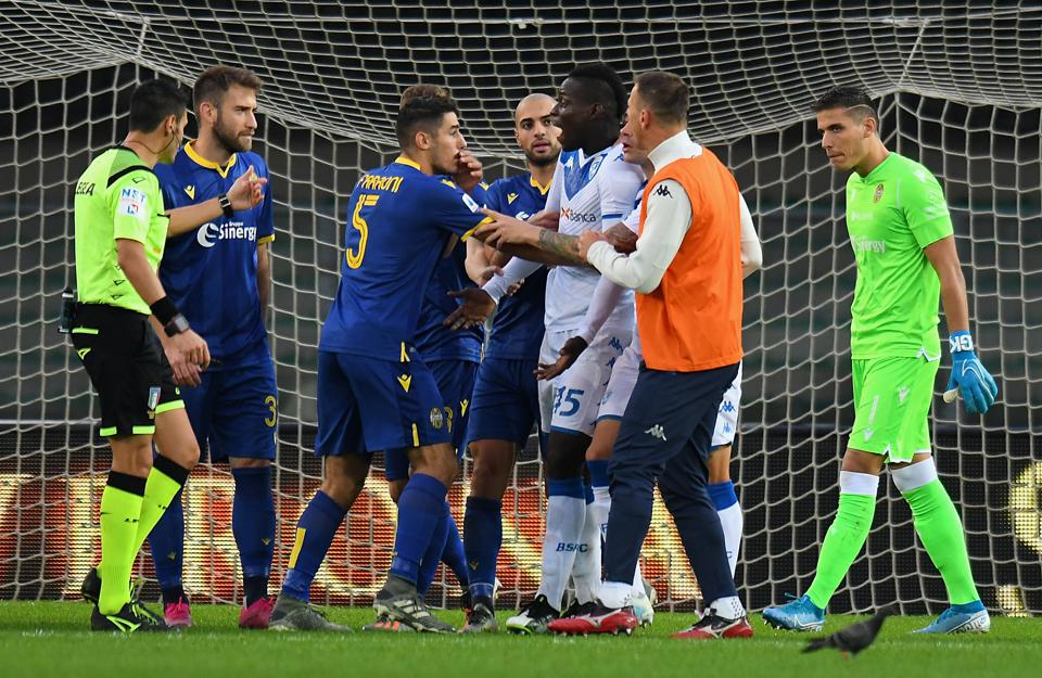 Hellas Verona - Brescia Calcio - Prima Divisione