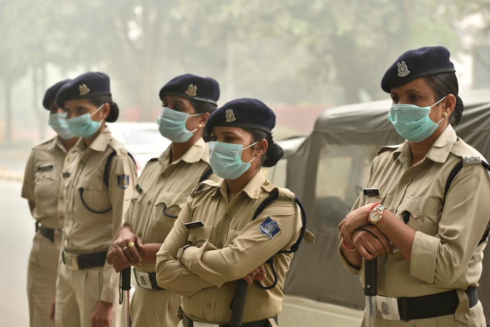 Pollution Maintains Chokehold On Delhi-NCR As Air Quality Breaches Index In Some Areas