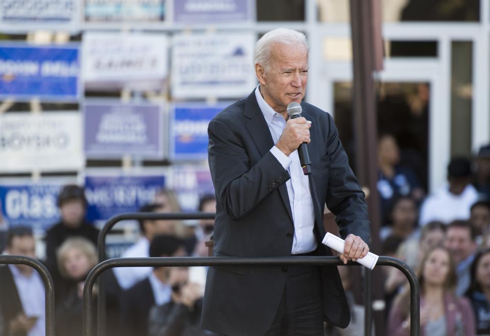 FORBES – Polls Show Critical Swing States Virginia, Arizona Trending Democratic