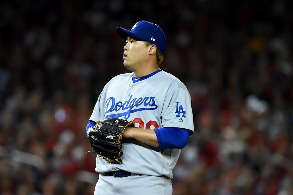 Divisional Series - Los Angeles Dodgers v Washington Nationals - Game Three