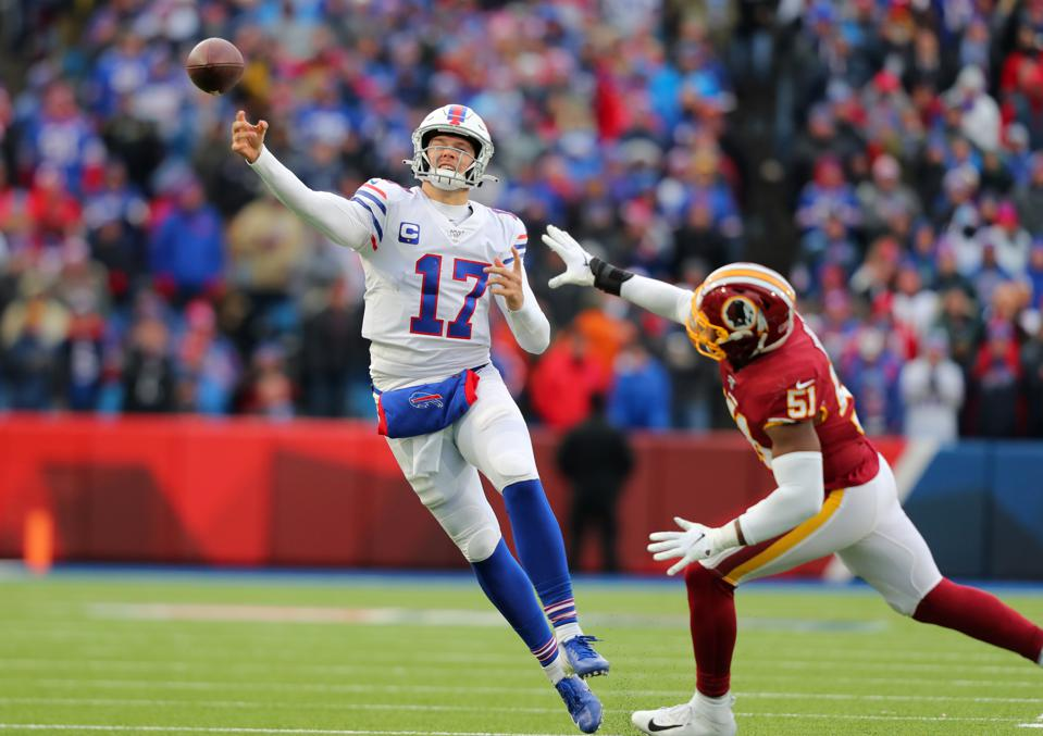 Washington Redskins v Buffalo Bills