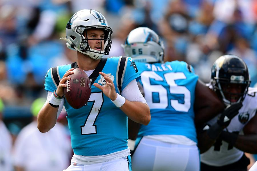 The Panthers Are Winning With Allen, But Newton's Health Leads To Questions At Quarterback