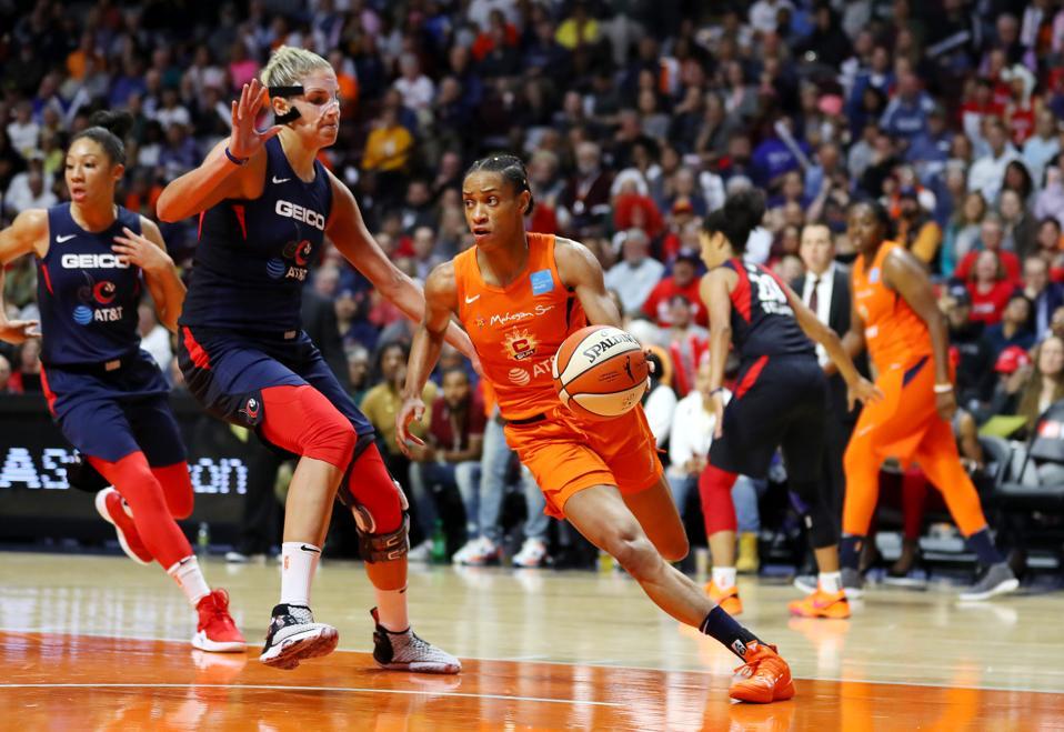 2019 WNBA Finals - Game Four