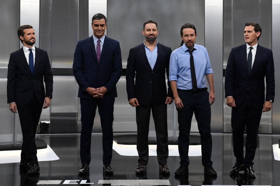 SPAIN-POLITICS-VOTE-DEBATE