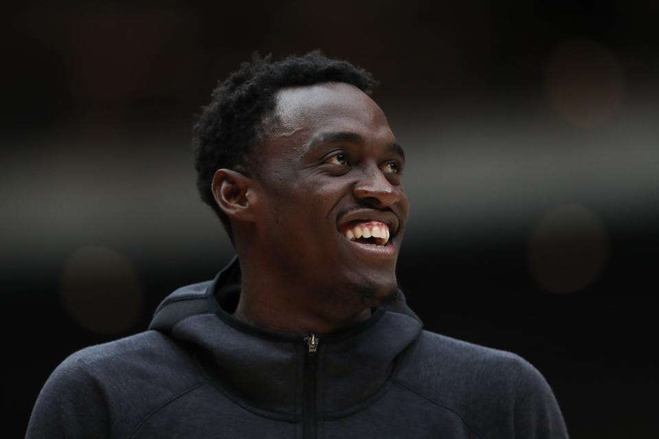 Pascal Siakam Agrees To Four-Year, $130 Million Extension With Toronto Raptors