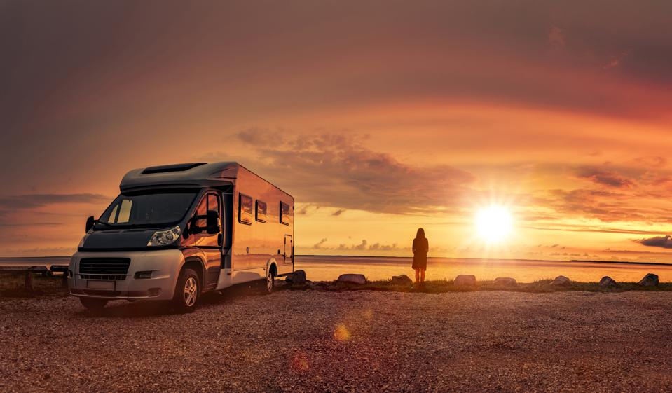 Travel insurance can protect you from losses if you're taking an RV vacation this summer.