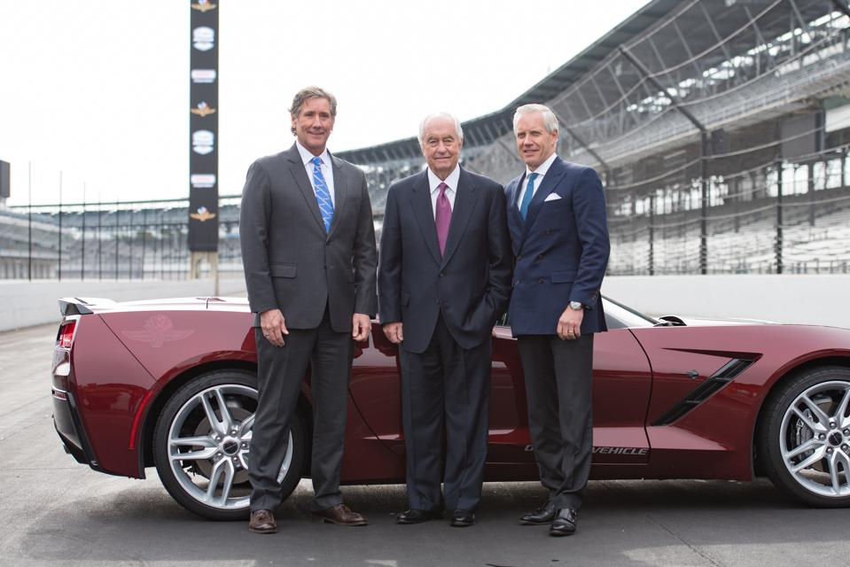 As Roger Penske Buys IMS And IndyCar, He Lays Out His Initial Vision