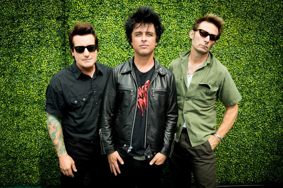Even After All These Years, Green Day Still Rules Rock Radio
