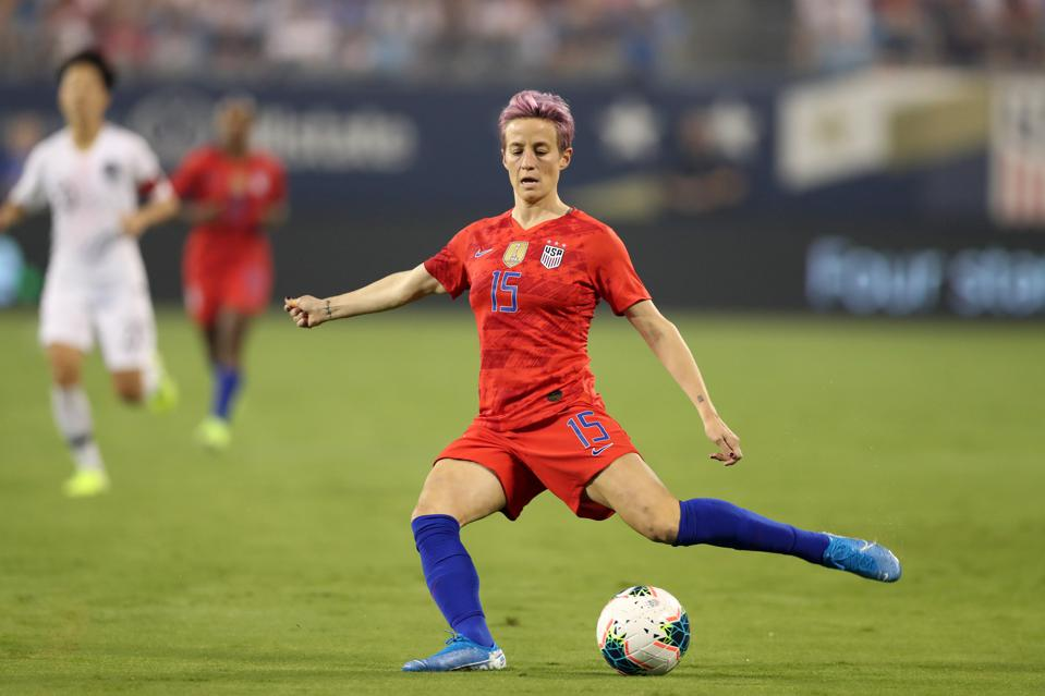 USA v Korea Republic: USWNT Victory Tour  Friendly