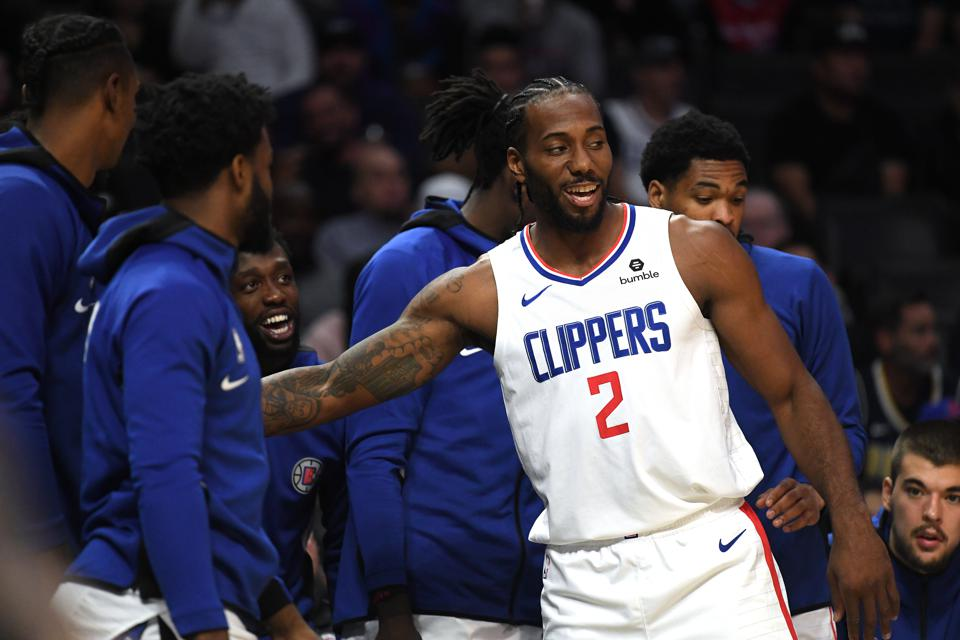 Denver Nuggets proti Los Angeles Clippers