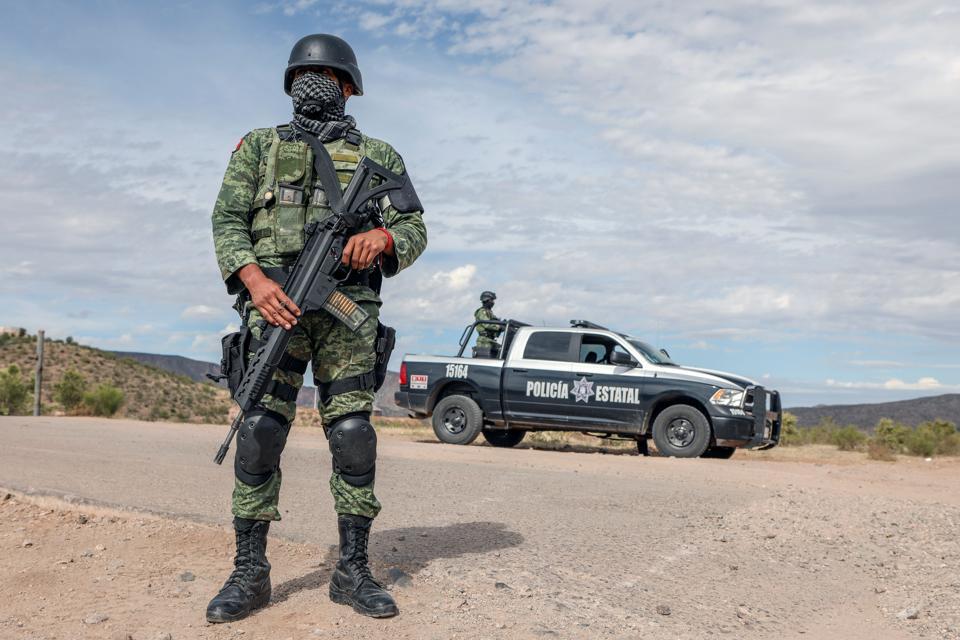 MEXICO-US-الدين-المورمون ATTACK