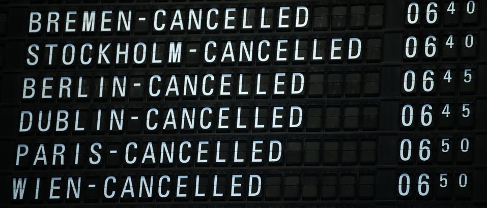 Flight attendant strike at Lufthansa