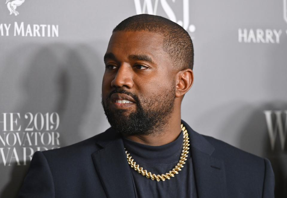 Kanye West Has Now Spent Half A Year At No. 1 On The Gospel Chart
