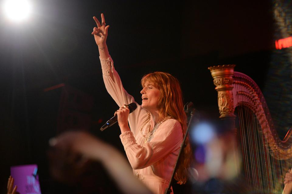 The 2019 New Yorker Festival - Florence + The Machine Talk With John Seabrook