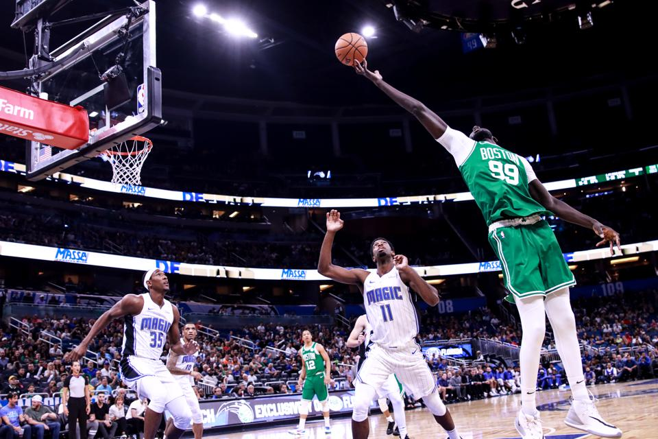 The Celtics Commit To The Maine Red Claws— And Tacko Fall
