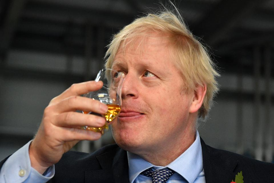 Day One - Boris Johnson On The General Election Campaign Trail