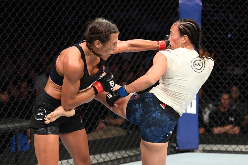 UFC Fight Night 161 Results: Winners, Bonuses, Highlights And Analysis