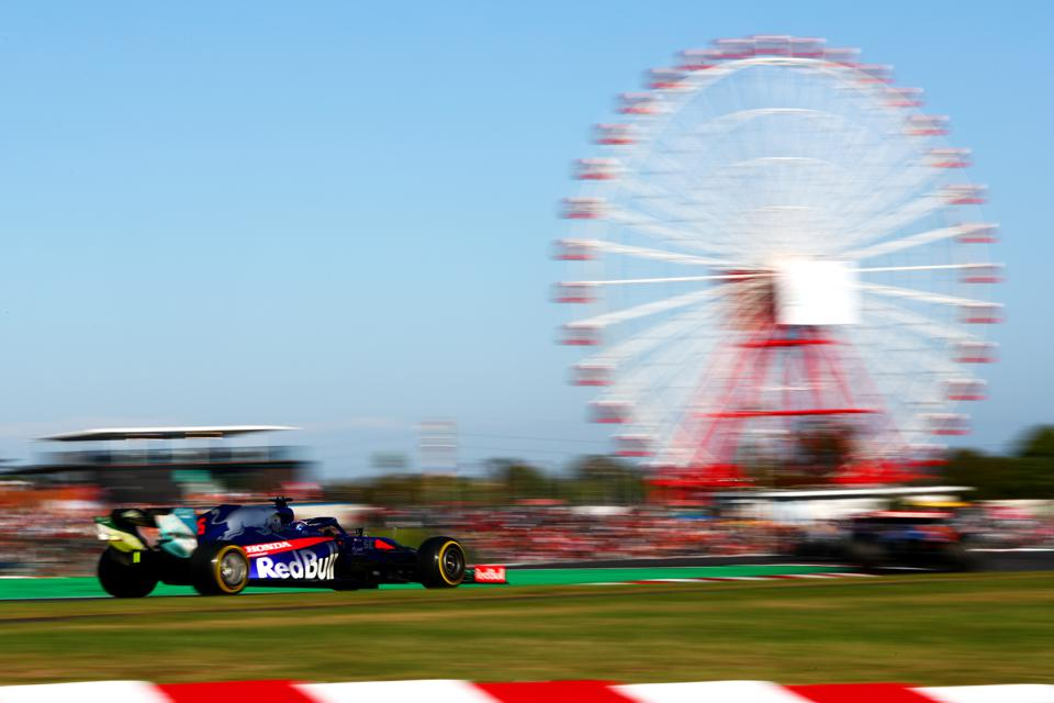Red Bull Boosts Junior F1 Team Sponsorship By More Than 1,000%