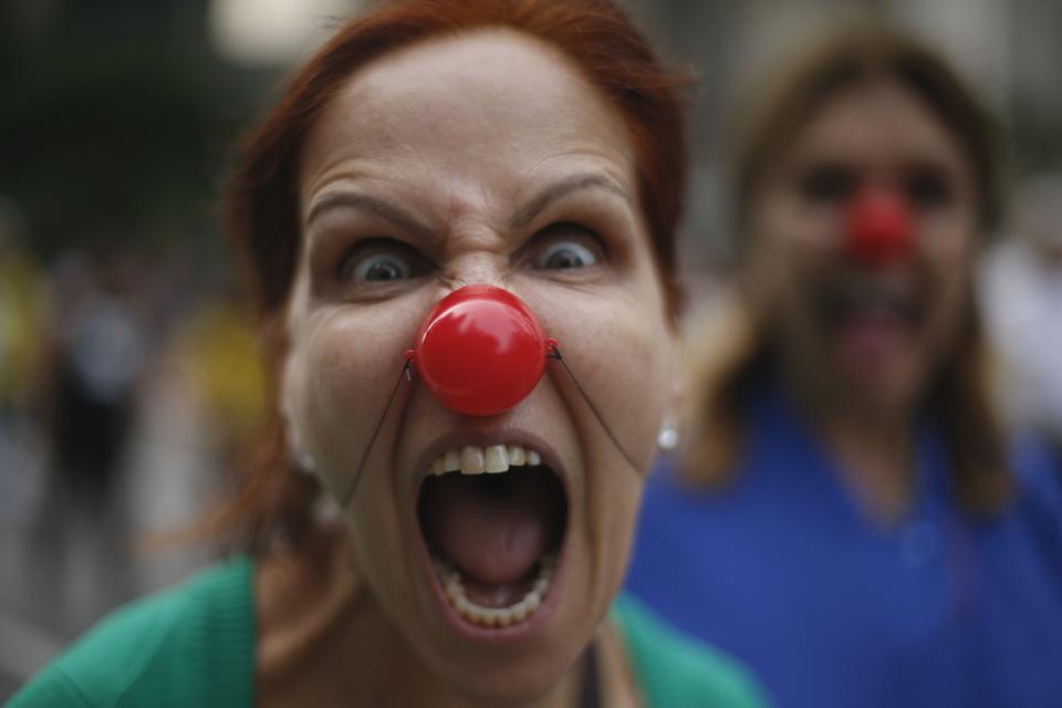 BRAZIL-POLITICS-LULA DA SILVA-OPPONENTS