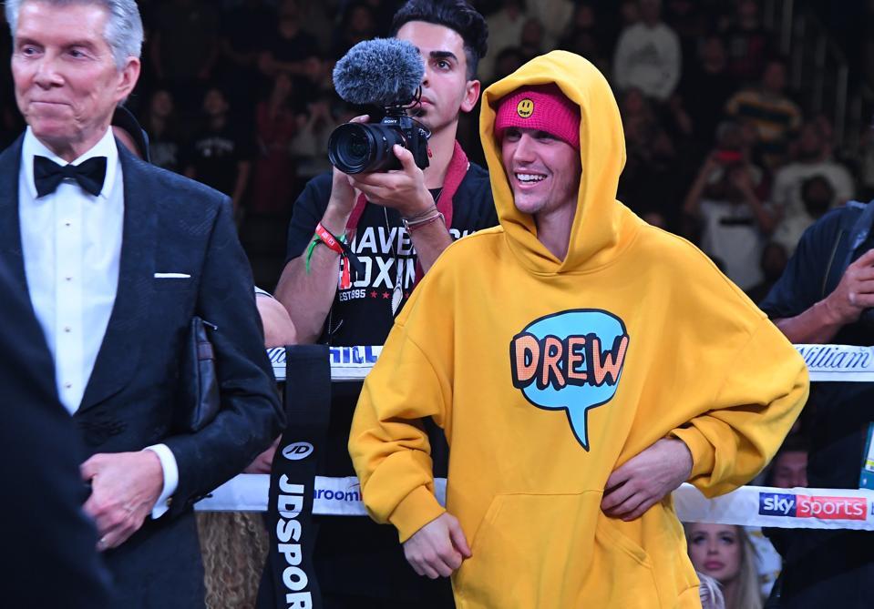 Justin Bieber Yummy streaming Roddy Ricch The Box
